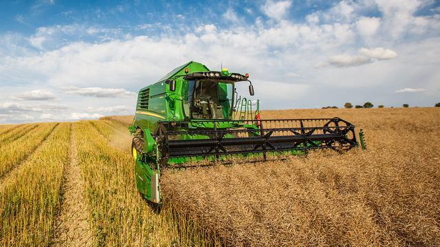 На Вінниччині зібрано вже понад два мільйони тонн зерна