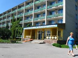 За кошти ДФРР реконструюють спальний корпус фізіотерапевтичної лікарні