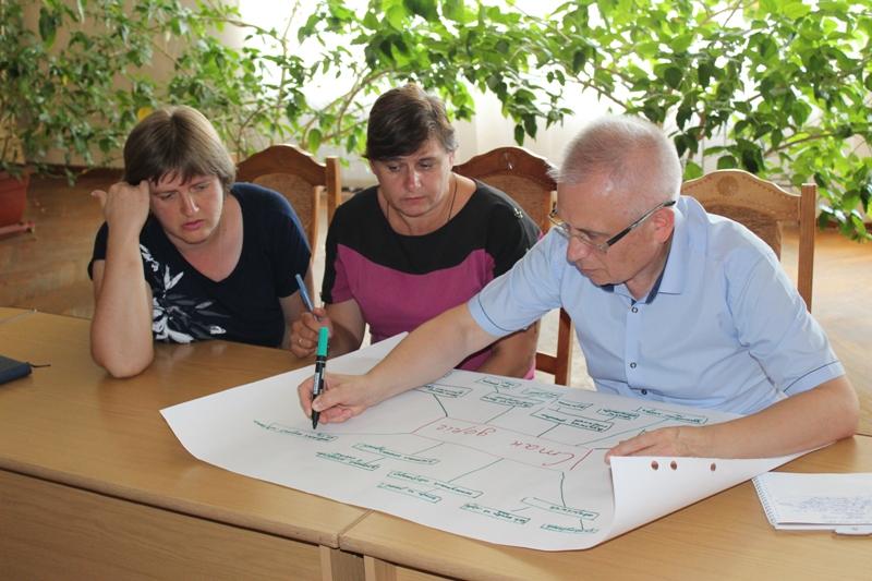 Хмільничан навчали писати проєкти