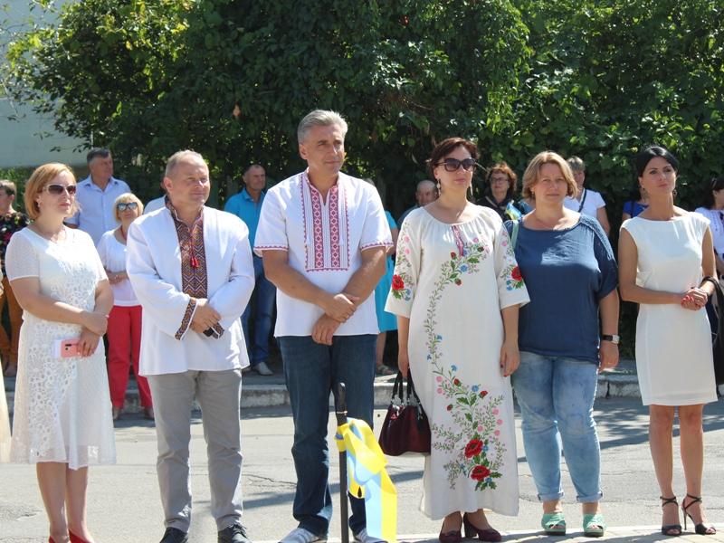 На День Незалежності до Хмільника приїхала польська делегація
