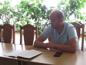 """""""Круглий стіл"""" з питань електронних петицій відбувся у Хмільнику"""