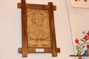 Хмільницькі митці представили свої картини на виставці з нагоди 28-ї річниці Незалежності України