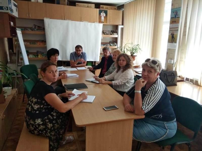 У Хмільнику відбулось засідання комісії з питань захисту прав дитини