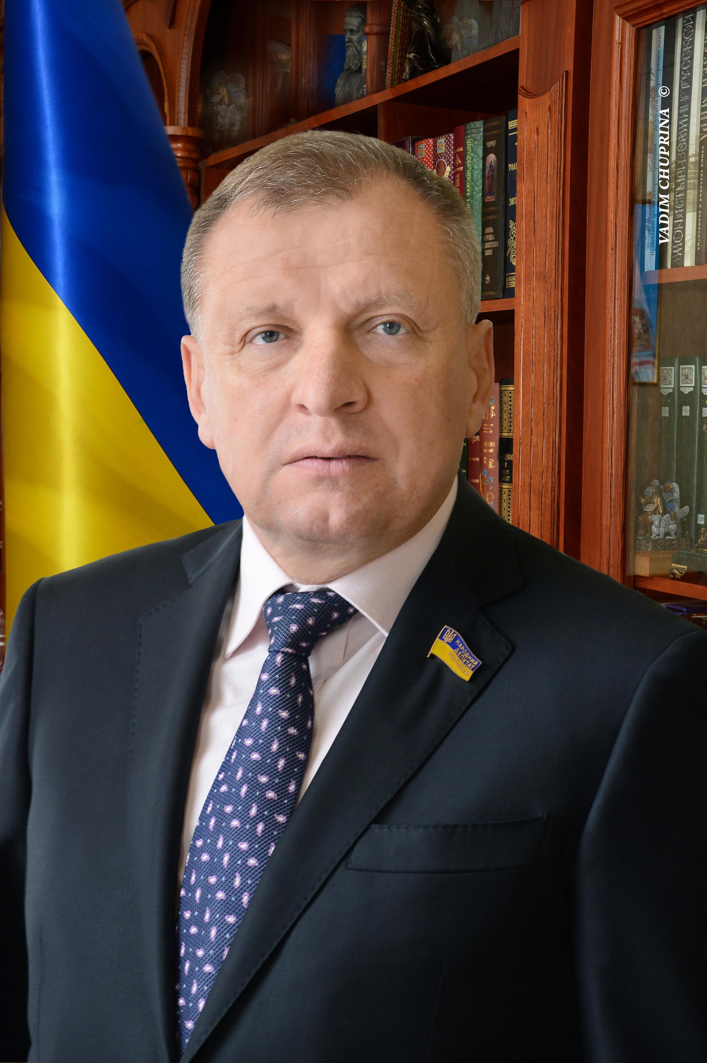 Наш земляк, нардеп Петро Юрчишин голосував за новий Кабмін
