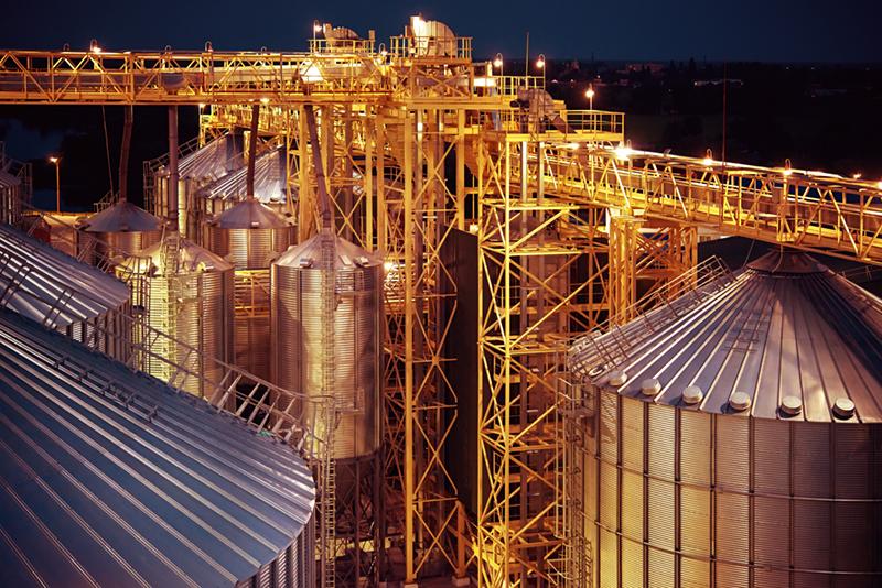 Новий елеватор на 4000 тонн розпочали будувати у Хмільнику