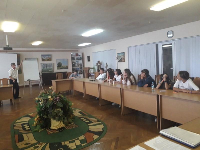 Студентка Мар'яна Балух стала головою Молодіжної ради при міському голові Хмільника