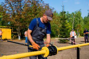 У Хмільнику змагались найкращі працівники газових служб України