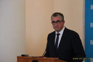 Владислав Скальський – новий губернатор Вінниччини