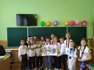 Як хмільницькі діти святкували День рідного міста