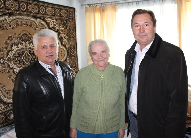 У Хмільнику привітали ветеранів спорту