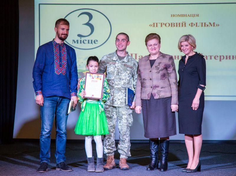 Юна вихованка Хмільницького Центру дитячої та юнацької творчості отримала диплом обласного фестивалю