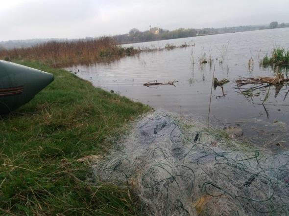 У Хмільницькому районі затримали чергового браконьєра