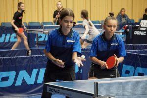 Хмільницькі юні тенісисти вдало виступили на Чемпіонаті України