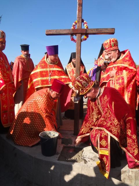 Новий храм постане у Хмільнику
