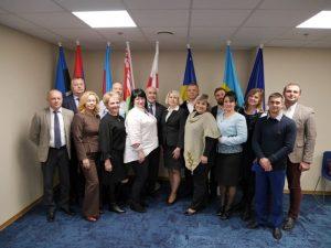 Начальник Хмільницького центру надання адмінпослуг вивчала досвід естонських колег