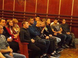 21 хлопець з Хмільницького району служитиме у війську