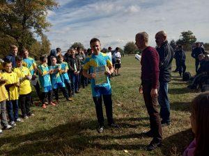 Юні спортсмени з Уланова та Сьомаків перемогли у районних змаганнях з футболу