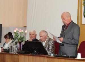 Хмільницька ветеранська організація підбила підсумки діяльності за чотири роки