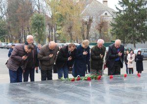 У Хмільнику та Хмільницькому районі вшанували героїв-визволителів