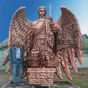 Орден від Митрополита Київського і всієї України Епіфанія отримав наш земляк Віктор Стукан