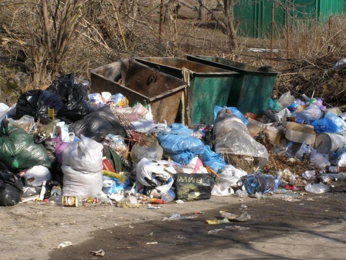 Хмільничан будуть штрафувати за неукладення договорів на вивіз сміття