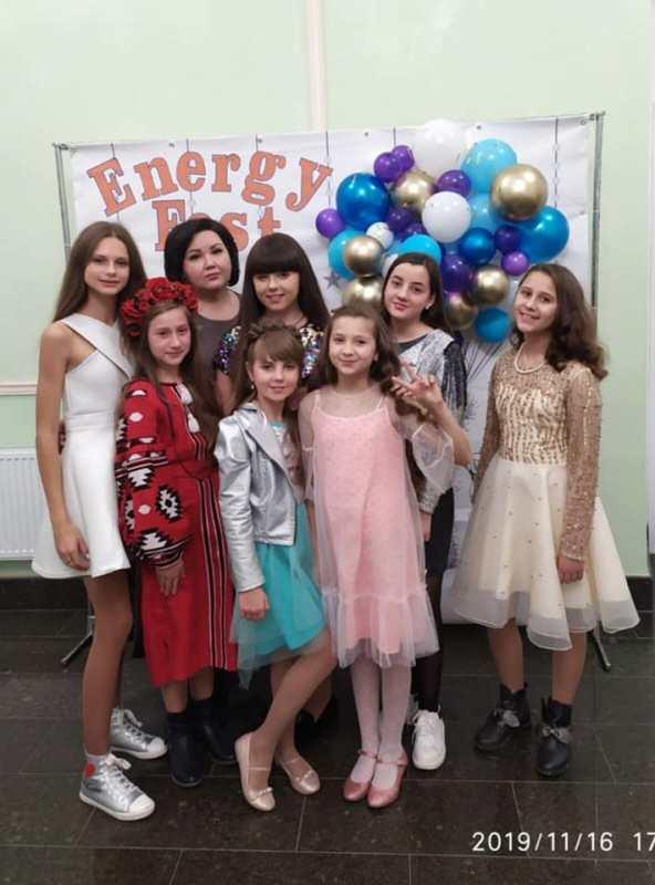 """Хмільницькі юні співаки успішно виступили на Міжнародному фестивалі-конкурсі """"ENERGY FEST"""""""