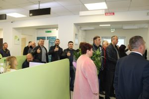 Оновлений сервісний центр МВС урочисто відкрили у Хмільнику
