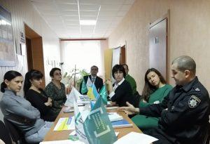 Круглий стіл з протидії домашньому насильству відбувся у Хмільнику