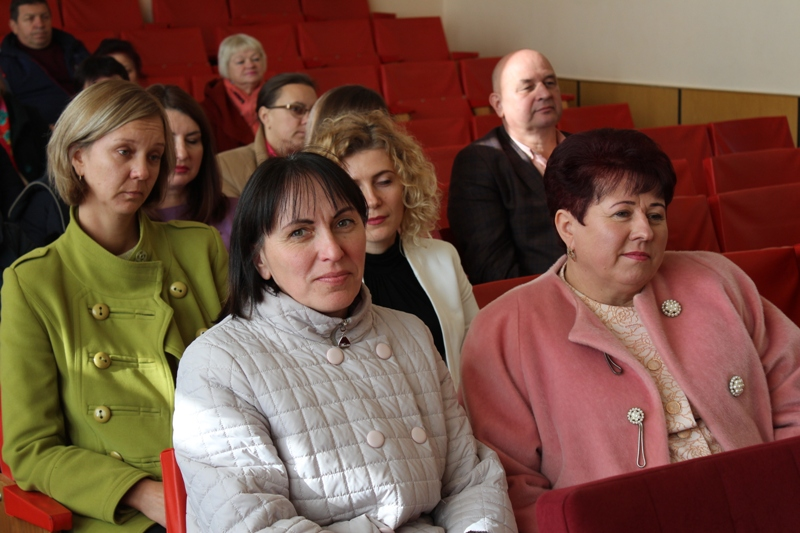 У Хмільнику привітали працівників соціальної сфери із професійним святом