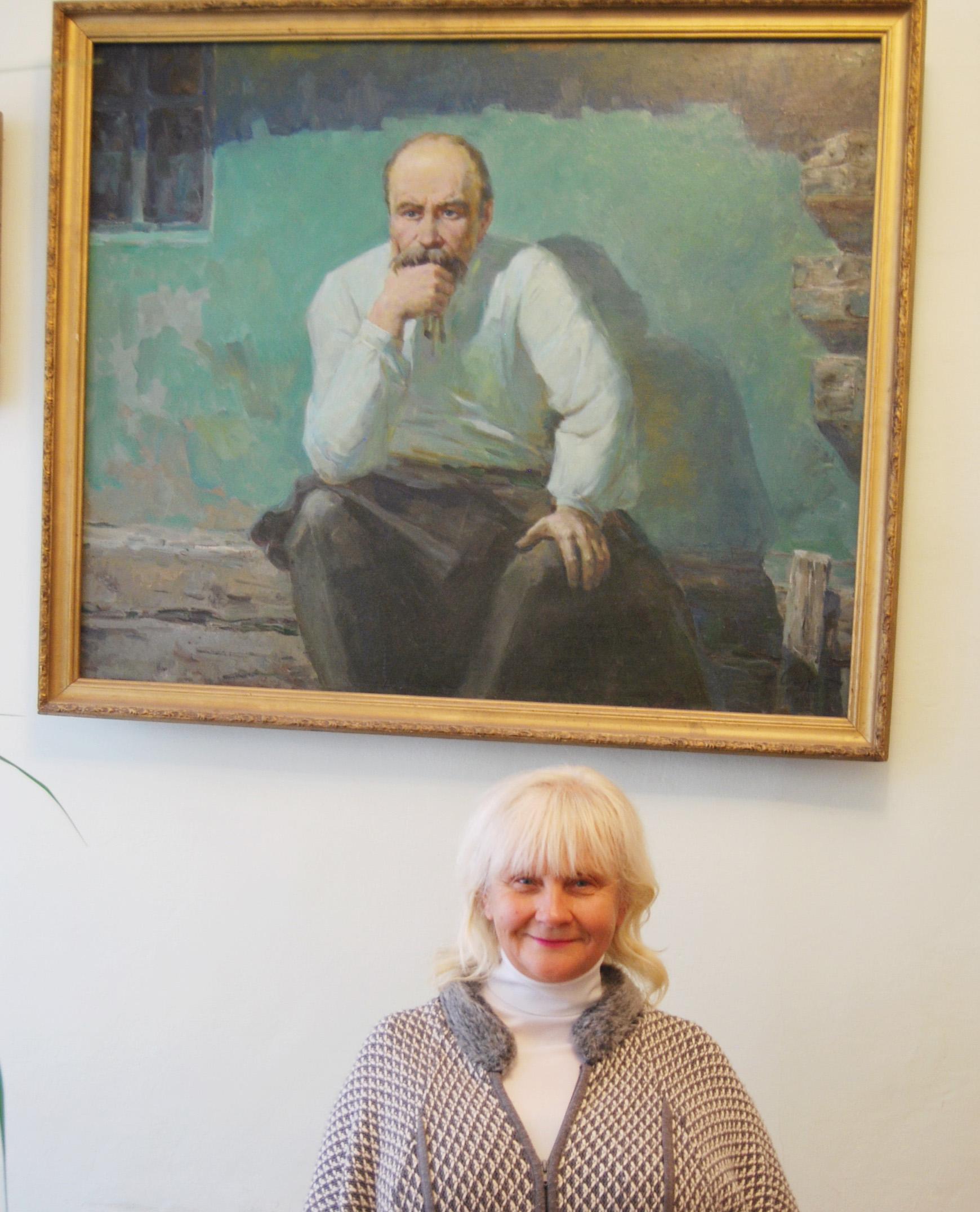 Поетеса з Кропивної Валентина Павленко перемогла у Всеукраїнському літературно-мистецькому фестивалі
