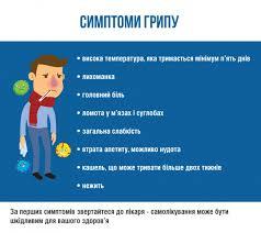 Хмільничани хворіють на грип та ГРВІ