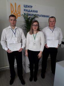 Оновлений центр надання адміністративних послуг відкрився у Жданівській ОТГ