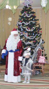 У Діда Мороза очі дідуся Святослава
