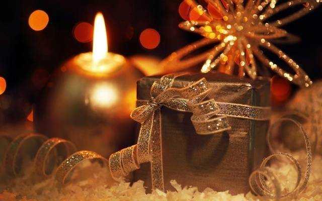 Вітаємо з прийдешнім Різдвом Христовим!