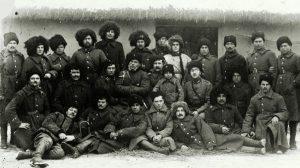 Хмільницькі волонтери організували перший на Вінниччині автопробіг на честь героїв Першого зимового походу