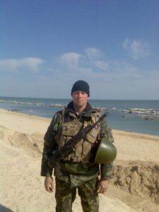 Сьогодні п'яті роковини із дня загибелі нашого земляка – Героя-десантника Михайла Рачка