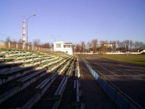 Чи реконструюють хмільницький стадіон?