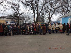 У Куманівцях вже втретє відбувся районний фестиваль колядок та щедрівок