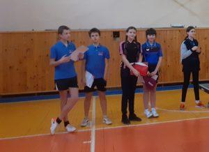 Хмільницькі юні тенісисти успішно виступили на Чемпіонаті Вінницької області