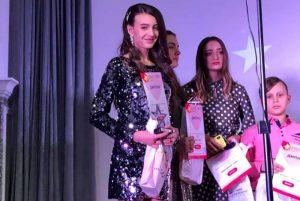 Юна співачка з Хмільника Крістіна Лиса стала номінантом Національної Премії Kids Awards 2020