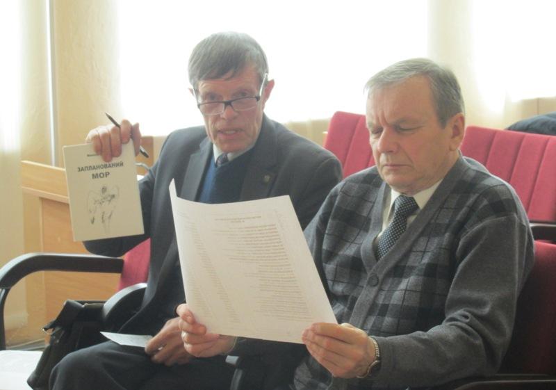 Пам'ятний знак жертвам Голодомору та політичних репресій постане у Хмільнику
