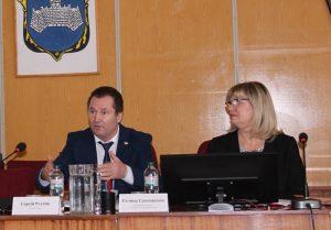 У Хмільнику підбиває підсумки роботи за минулий рік служба зайнятості Вінниччини