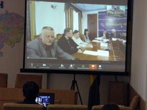 Семінар Вінницької обласної асоціації органів місцевого самоврядування відбувся у Хмільнику