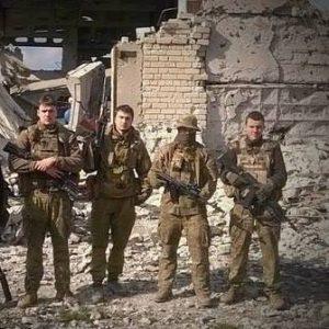 Воїн з Хмільника Роман Кашпур став кращим у «Іграх героїв» у Харкові