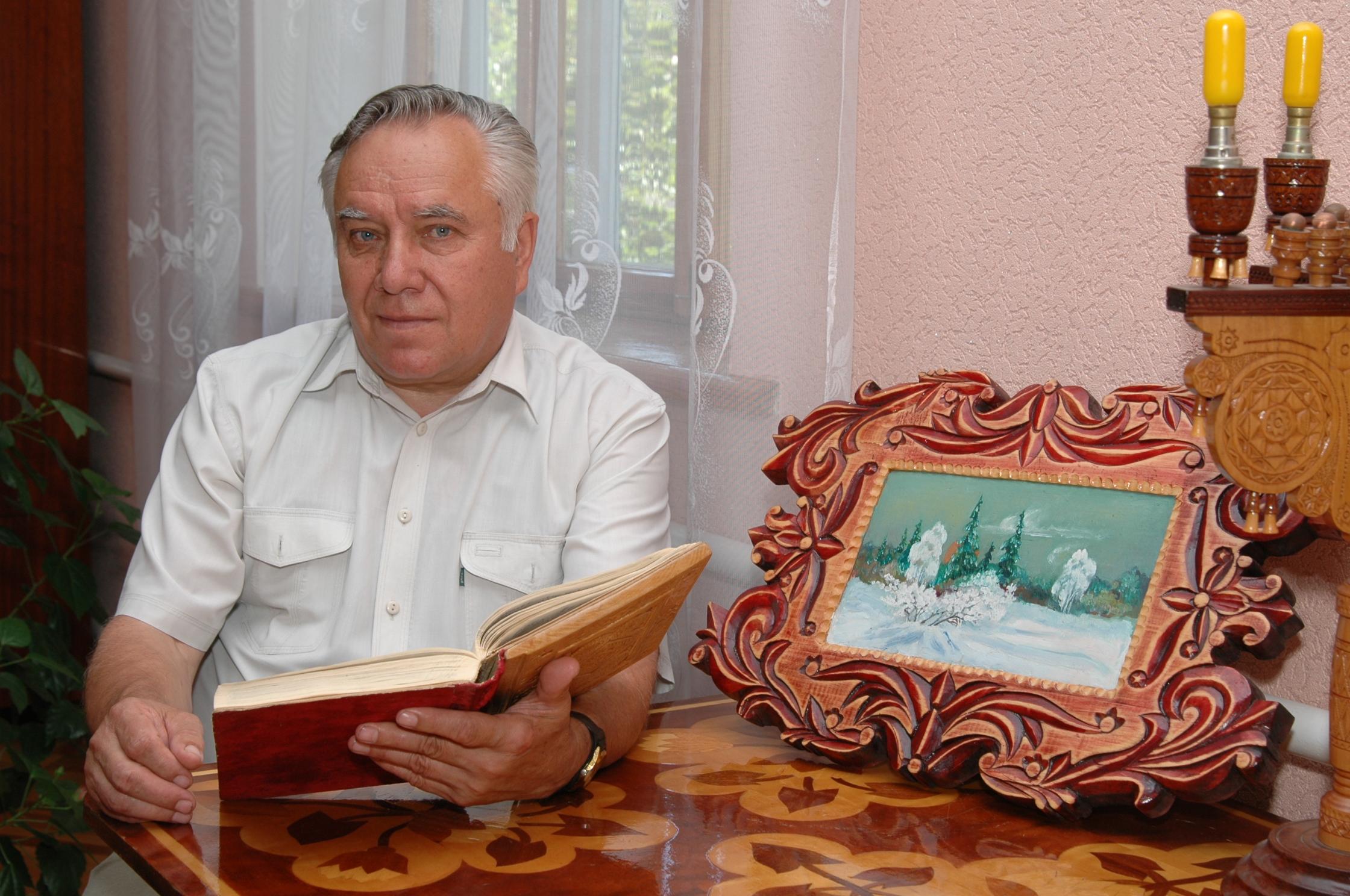 Не стало талановитого земляка – Василя Гальчевського