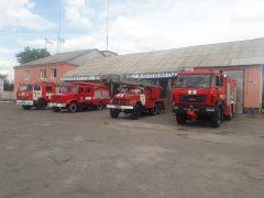 Хмільницькі рятувальники та поліцейські несуть службу у посиленому режимі