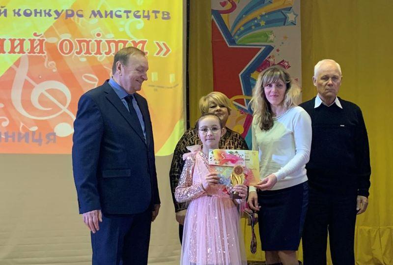 Хмільницькі юні музиканти стали лауреатами двох всеукраїнських конкурсів