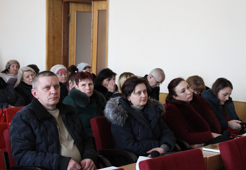 Громадські слухання відбулись у Хмільнику
