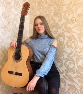 Як 16-річна Юля стала стипендіаткою конкурсу від Віктора Бронюка! Історії хмільничанок, які вразили тисячі людей: історія перша…