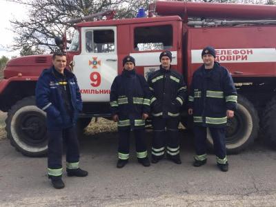 """""""Хлопці на максимальній швидкості прорвались крізь полум'я…"""" Як наші рятувальники гасили пожежі в зоні відчуження…"""